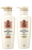 Amore Pacific Ryo Ginsengbo Shampoo for Oily Scalp 400ml Conditioner 400ml Brand New.