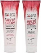 Not Your Mother's Way To Grow Long and Strong Shampoo 240ml + 240ml Conditioner