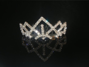 Wedding Crown Bridal Tiara Rhinestone Crown for Bridal, Pageants, Proms, Christmas Gift C2