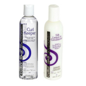 Curly Hair Solutions Curl Keeper + Silk Leave In Conditioner 240ml