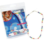 Gaysentials Rainbow Shell Necklace