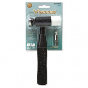 BeadSmith Whammer Interchangeable Nylon Head Dapping Head Hammer.