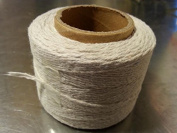 Cotton Wick Unbleached 5ply 1.4mm 130m Spool