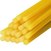 Aviditi GL4007 Amber Glue Sticks, 1.3cm x 38cm