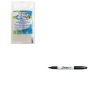 KITFPRCS15SAN30001 - Value Kit - Fpc Corporation CoolShot Low Temp Glue Sticks (FPRCS15) and Sharpie Permanent Marker
