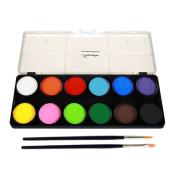 Kryvaline 12 Colour Palette - Regular