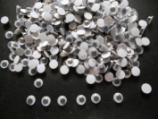 100 Pcs 8 Mm Wiggly Moving Eyes