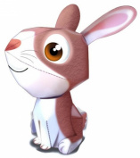 Rabbit Chic High Quality Animal Paper Craft Mini Model Easy Fun
