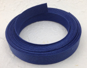 Dark Blue Fold 'Ems Paper Cord Ribbon Roll