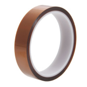 FireKingdom 20mm 280° Industry High Temperature Heat Resistance Tape for Sublimation and Heat Transfe Tawny
