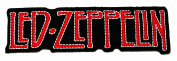 Led Zeppelin Rock Band Heavy Metal Jacket Hoodie Vest Patch Crest Symbols WITH FREE GIFT