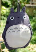 My Neighbour Totoro Iphone 6 Soft Case Dark Grey