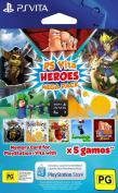 PlayStation Vita Heroes Mega Pack