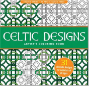 Celtic Designs Artist's Coloring Book