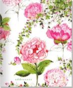 Rose Garden Large Address Book