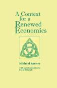 A Context for a Renewed Economics