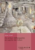 Antike Tuffbergwerke Am Laacher See-Vulkan  [GER]
