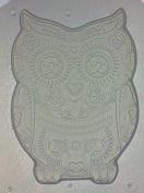 Flexible Resin Mould Sugar Skull Owl