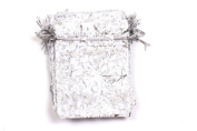 LBS Mesh Drawstring Organza Wedding Gift Jewellery Candy Pouch Bags 8.5x11.5cm