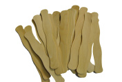 Perfect Stix 20cm Wooden Wavy Fan Handles