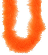 Touch of Nature 37902 Fluffy Boa, Orange