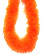 Touch of Nature 36103 Fluffy Boa, Fluorescent Orange