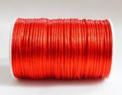 RED 2mm Rattail Satin Cord Shamballa Macrame Beading Nylon Kumihimo String