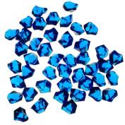 CYS Vase Filler Acrylic Ice, Cobalt Blue, 0.5kg bag