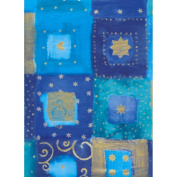 Decopatch Paper 40cm x 30cm 3 Sheets/Pkg-Blue Patch