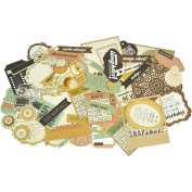 Kaisercraft CT765 Take Note Die Cuts Collectables Cardstock