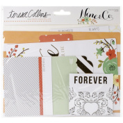 Nine & Co. Cardstock File Folders & Cards-