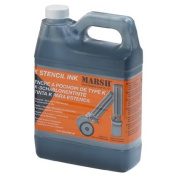 Marsh® Quart of Black Stencil Ink (STMA45) Category