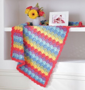 Bavarian Baby Blanket Crochet Kit