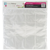 Totally-Tiffany SRSP-P44 Scrap Rack Basic Storage Page, Traders 12, 10-Pack