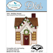Elizabeth Craft Metal Die-Holiday House