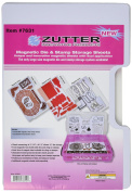 Zutter Zutter Magnet Sheets Plus 3 Dividers, 3-Pack