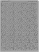 Lisa Pavelka 527100 Texture Stamp Fancy Cheques