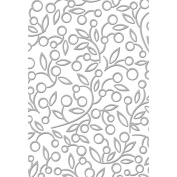 Serenity Collection -Alora 5x7 - Embossing Folder