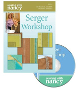 Sewing With Nancy DVD - Serger Workshop
