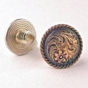 Chicago Screws Antique Copper 0.6cm 10 Pack 3305-28