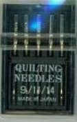 EZ Quilting Machine Quilting Needles Assortment - 9/11/14