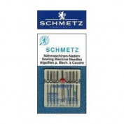 Schmetz Sewing Machine Needles - Combo Pack