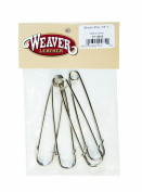 Weaver Leather BLANKET PINS, NP, 10cm , #4730