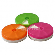 sany58520 7 Day Weekly Tablet Pill Organiser Medicine Box