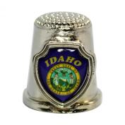 Souvenir Thimble - Idaho