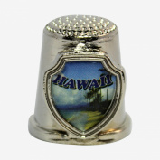 Souvenir Thimble - Hawaii - HI