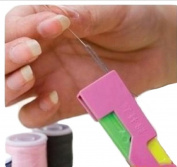 HotEnergy Automatic Needle Threader Thread Guide Needle Device Elderly Easy to Use