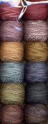 Valdani Perle Cotton Embroidery Thread Size 12 Reiko Kato Collection