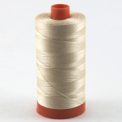 Aurifil Thread 2315 PALE FLESH Cotton Mako 50wt Large Spool 1300m