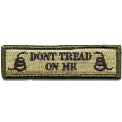 Don't Tread On Me Tactical Morale Patch - Multitan by Gadsden and Culpeper